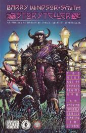 Verso de Tarzan (Dark Horse - 1996) -4- Tarzan's Jungle Fury Part Four