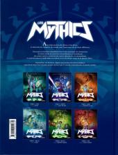 Verso de Les mythics -3- Amir