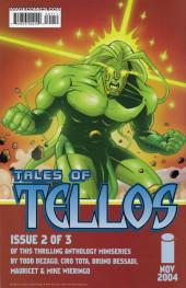 Verso de Tales of Tellos -1- Tales of Tellos #1