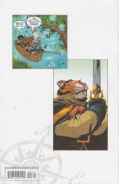 Verso de Tales of Tellos -3- Tales of Tellos #3