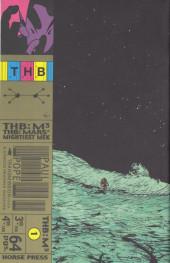Verso de THB: M³/ THB: Mars'Mightiest Mek - Tome 1