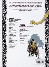 Verso de Thorgal -24c2014- Arachnéa