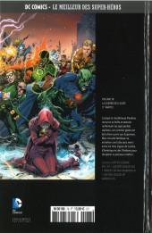 Verso de DC Comics - Le Meilleur des Super-Héros -78- Justice League - La Guerre des Ligues - 1re partie