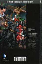 Verso de DC Comics - Le Meilleur des Super-Héros -79- Justice League - La Guerre des Ligues - 2e partie