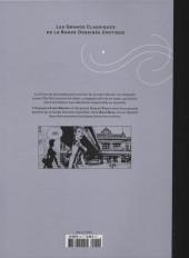 Verso de Les grands Classiques de la Bande Dessinée érotique - La Collection -6229- Bang Bang - tome 5