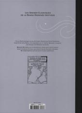 Verso de Les grands Classiques de la Bande Dessinée érotique - La Collection -6348- Ex-libris eroticis - tome 2