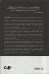 Verso de (AUT) Herriman - Krazy Kat - George Herriman - Une Vie en noir et blanc