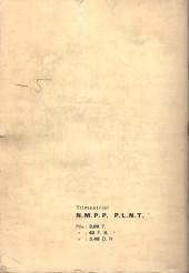 Verso de Whipii ! (Panter Black, Whipee ! puis) -Rec12- Album N°12 (du n°32 au n°34)