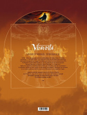 Verso de Viravolta -1- L'orchidée noire