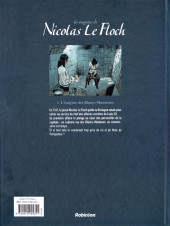 Verso de Nicolas Le Floch (Les enquêtes de) -1- L'énigme des Blancs-Manteaux