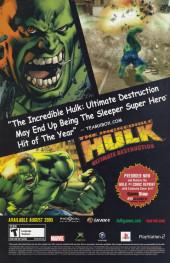 Verso de Ultimate Fantastic Four (2004) -AN01- Ultimate Fantastic Four Annual #1