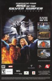 Verso de Ultimate Fantastic Four (2004) -45- Silver Surfer: Part 4