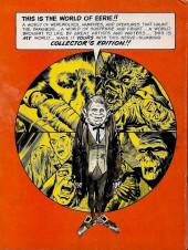 Verso de Eerie (Warren Publishing - 1965) -2- Issue # 2