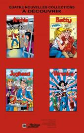 Verso de Archie Collection (Éditions Héritage) -1- Un garçon recommandable