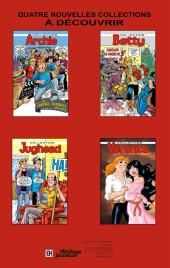 Verso de Archie Collection (Éditions Héritage) -2- Une journée ordinaire avec Archie