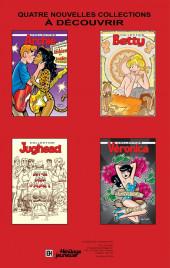 Verso de Archie Collection (Éditions Héritage) -3- Tout commence par un baiser