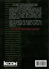 Verso de Darwin's Game -1a- Tome 1