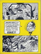 Verso de Eerie (Warren Publishing - 1965) -3- Issue # 3