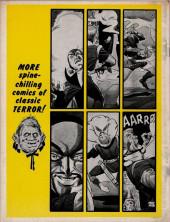 Verso de Eerie (Warren Publishing - 1965) -5- The Swamp God