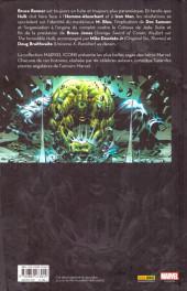 Verso de Hulk (Marvel Icons) -2- Tome 2