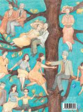 Verso de Mémoires d'une famille grecque en Égypte (1918-1955) -1- L'arbre de mon père
