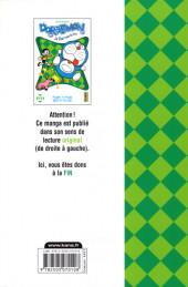 Verso de Doraemon, le Chat venu du futur -44- Tome 44