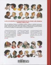 Verso de L'essentiel des Gouines à suivre - L'essentiel des gouines à suivre (1998-2008)