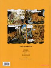 Verso de Le chat du Rabbin -4a2007- Le Paradis Terrestre