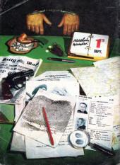 Verso de Scotland Yard (Impéria) -18- L'ambitieuse sirène
