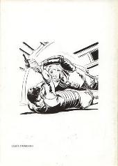 Verso de John Parade -1TL- Le Patrouilleur de l'Espace