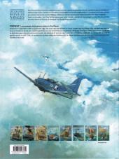 Verso de Les grandes batailles navales -9- Midway