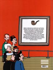 Verso de Dickie -8- Dickie au musée