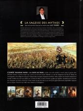 Verso de L'iliade (Taranzano/Bruneau) -3- La chute de Troie