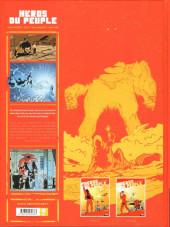Verso de Héros du peuple -1- L'Assassin sans visage