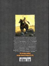 Verso de Savage Sword of Conan (The) - La Collection (Hachette) -23- La dame des neiges d'argent