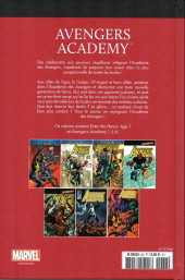 Verso de Marvel Comics : Le meilleur des Super-Héros - La collection (Hachette) -68- Avengers academy