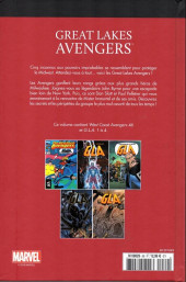 Verso de Marvel Comics : Le meilleur des Super-Héros - La collection (Hachette) -69- Great lakes avengers