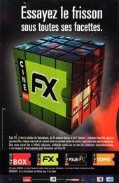 Verso de X-Men (Marvel France 1re série - 1997) -77- La clameur de l'arène