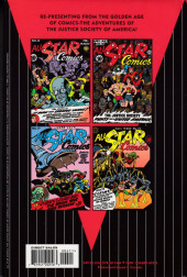 Verso de All Star Comics Archives (1991) -INT04- All Star Comics Archives #4