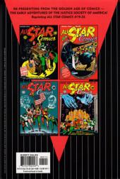 Verso de All Star Comics Archives (1991) -INT05- All Star Comics Archives #5