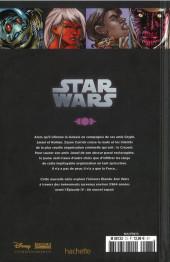 Verso de Star Wars - Légendes - La Collection (Hachette) -7316- Chevaliers de L'Ancienne République - VII. La Destructrice