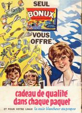 Verso de Bonux-Boy (Les histoires de) -75691- Gare ! les fratelli sont là