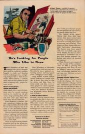 Verso de Journey into Mystery Vol. 1 (Marvel - 1952) -118-