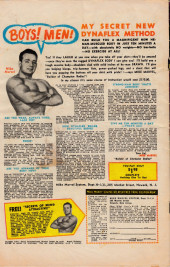 Verso de Journey into Mystery (1952) -125UK-