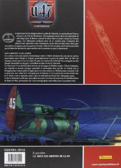 Verso de U.47 -12ES- Point de rupture