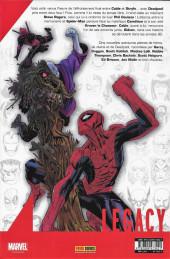 Verso de Marvel Legacy - Deadpool (Marvel France - 2018) -3- Deadpool contre stevil Rogers