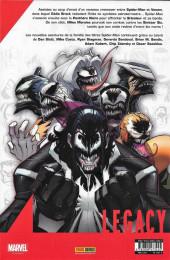 Verso de Marvel Legacy - Spider-Man (Marvel France - 2018) -3- Venon INC (1)