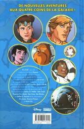 Verso de Star Wars - Aventures -2- Tome 2