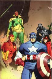 Verso de Marvel Legends -1- Zone rouge