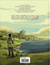 Verso de Eden (Colin/Maurel) -1- Le Visage des Sans-noms